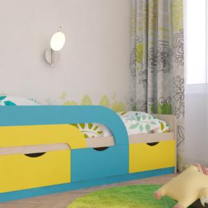 Кровать тахта КАРАМЕЛЬ 74-01