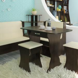 Кухонный уголок ТЭССЕРА купить (без стола )