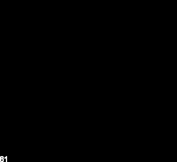 Кровать -чердак КАРАМЕЛЬ 77-01