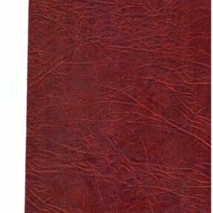 Кожа 15/84 бордовая дверная 110 см