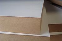ЛМДФ 16 мм 2800х2070 1- сторонняя Белая К 101/SM