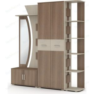 Набор мебели Next прихожая 3