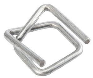 Пряжка проволочная 5/8 для полимерной ленты 15-16 мм